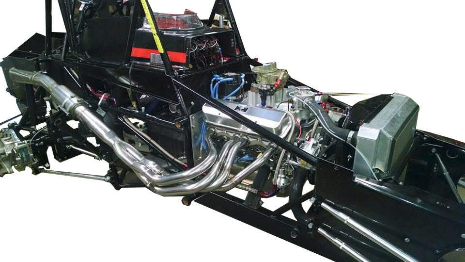 Bicknell Racing Products Chassis